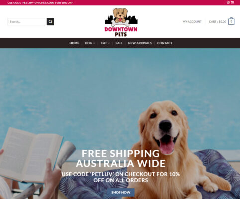 pet supplies australia